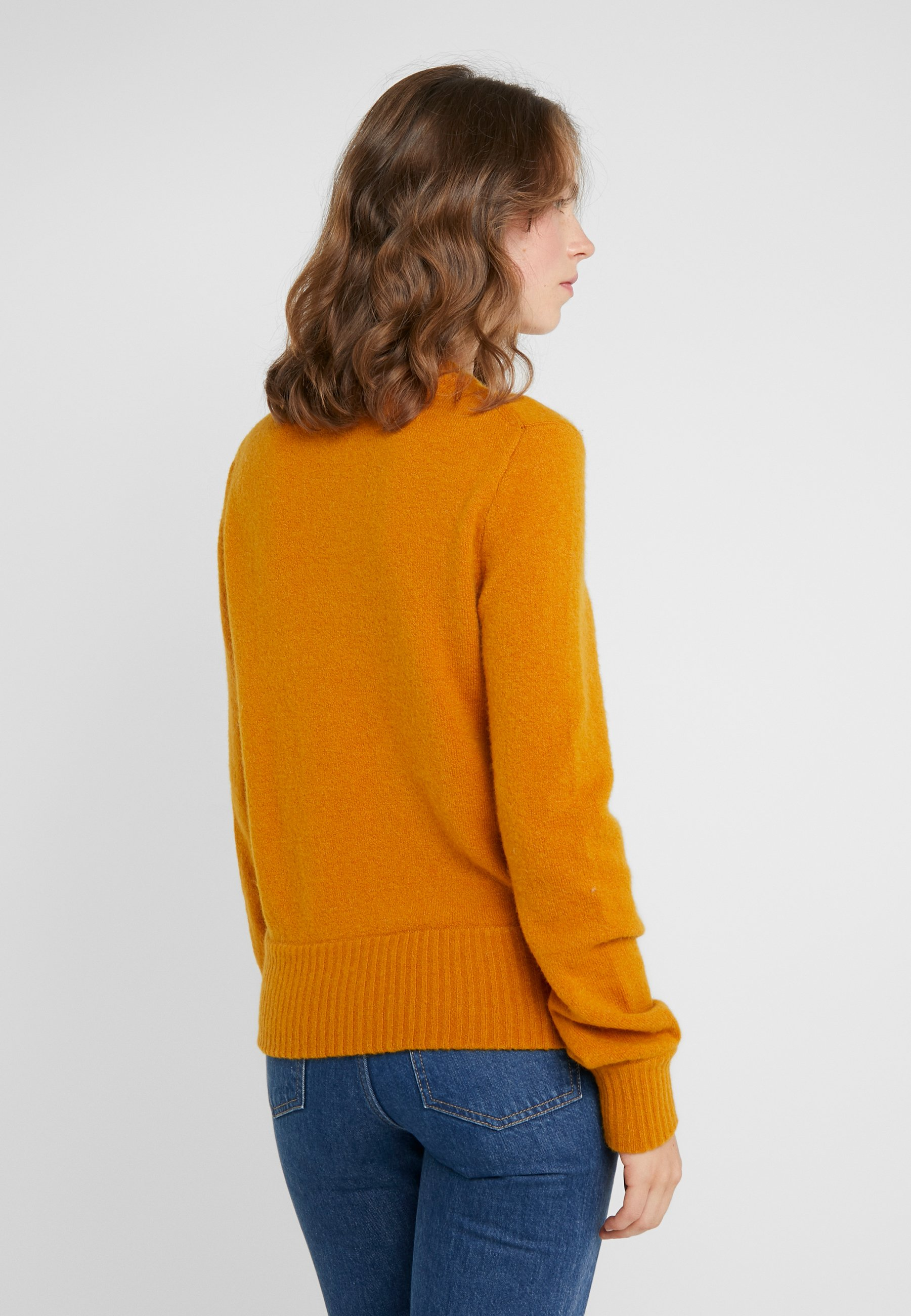 Supersoft Camel crew Heather Crew J ExclusivePullover Out Warm oQWdexBrCE
