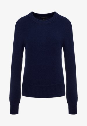 SUPERSOFT CREW OUT EXCLUSIVE - Sweter - navy