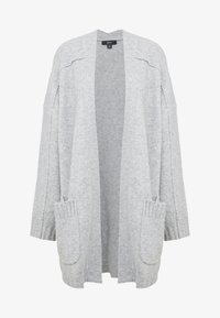 J.CREW - SUPERSOFT OPEN - Cardigan - grey - 4