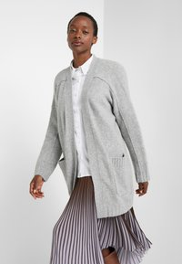 J.CREW - SUPERSOFT OPEN - Cardigan - grey - 3