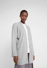 J.CREW - SUPERSOFT OPEN - Cardigan - grey - 0