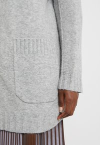 J.CREW - SUPERSOFT OPEN - Cardigan - grey - 5