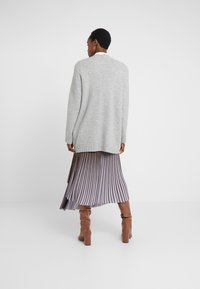 J.CREW - SUPERSOFT OPEN - Cardigan - grey - 2