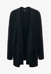 J.CREW - SUPERSOFT OPEN - Gilet - black - 4