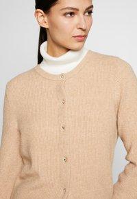 J.CREW - CREW BLING - Vest - camel - 5
