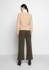 J.CREW - CREW BLING - Vest - camel - 2
