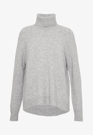 SUPERSOFT TURTLENECK - Jumper - grey