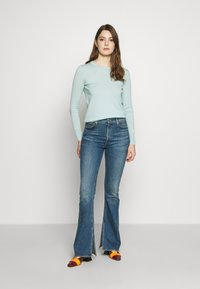 J.CREW - SOLID TIPI - Jumper - faded mint - 1