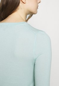 J.CREW - SOLID TIPI - Jumper - faded mint - 5