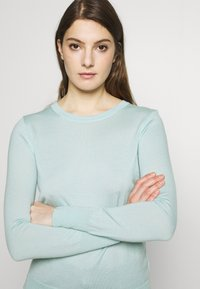 J.CREW - SOLID TIPI - Jumper - faded mint
