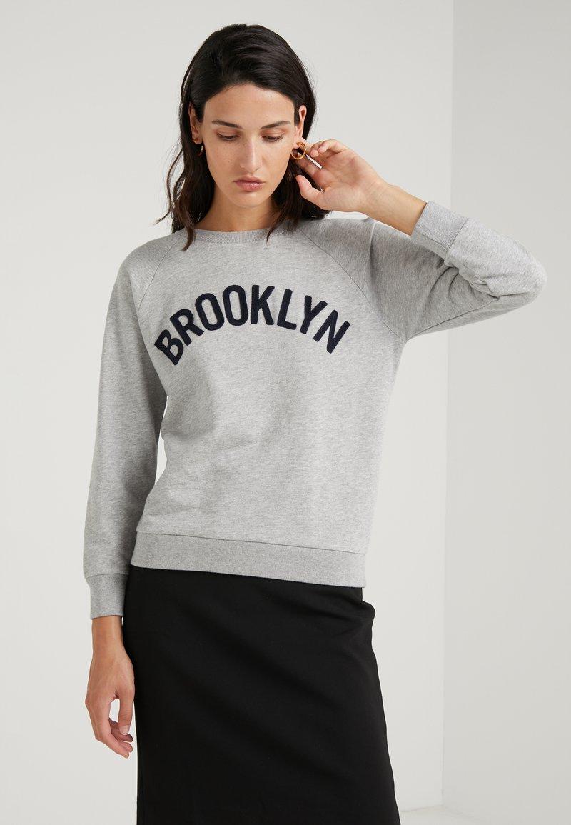 J.CREW - BROOKLYN - Sweatshirt - heather grey