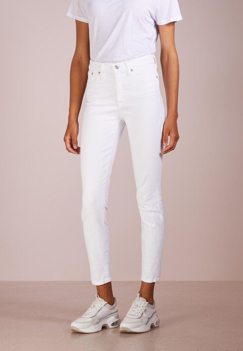 J.CREW - Slim fit -farkut - white