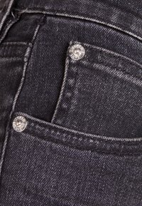 J.CREW - LOOKOUT CANDIANI PENWOOD  - Slim fit jeans - charcoal wash - 4