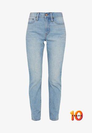 HIGH RISE RETRO  - Jeans slim fit - fern wash