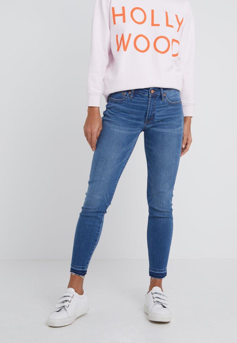 J.CREW - TOOTHPICK  - Jeans Skinny - bright medium