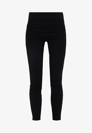Slim fit jeans - true black