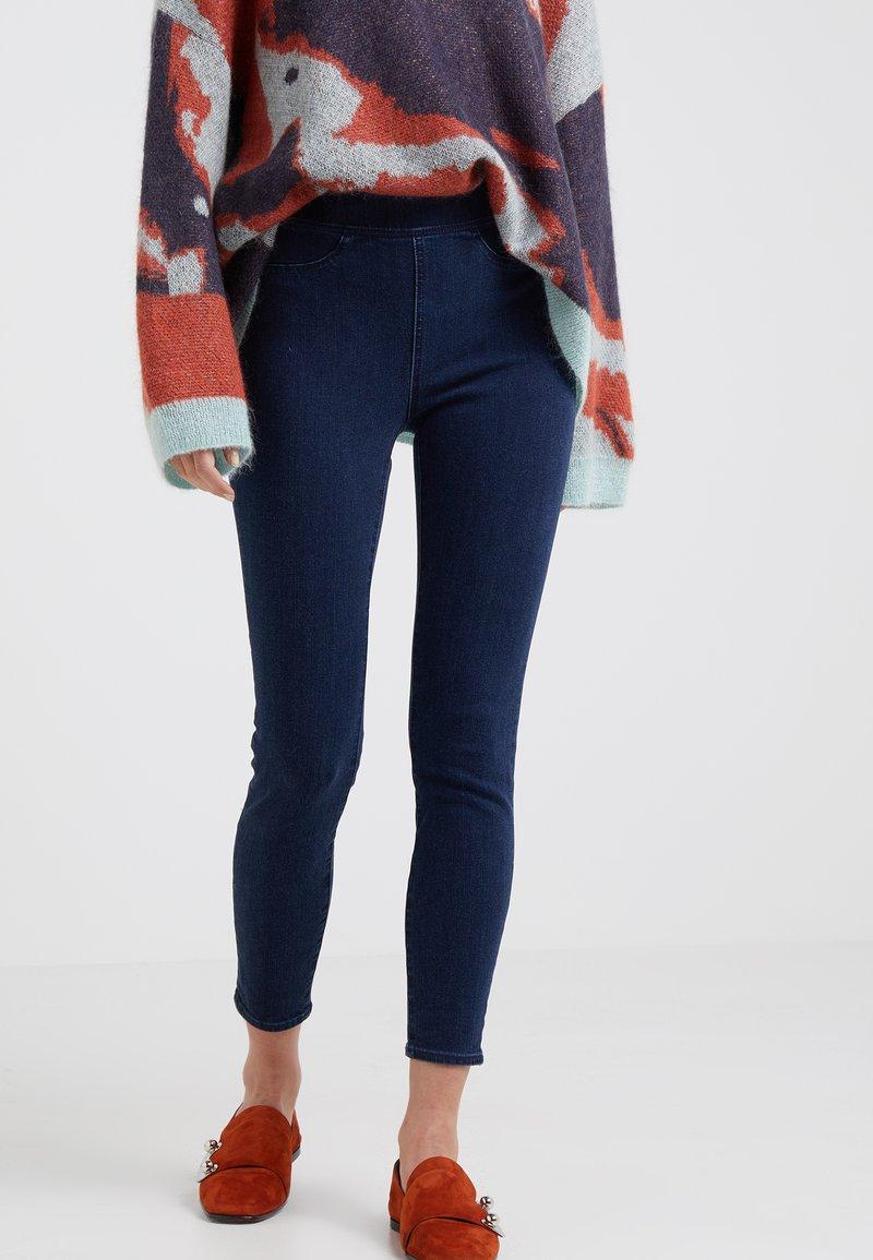 J.CREW - PULL ON   - Jeans Slim Fit - indigo