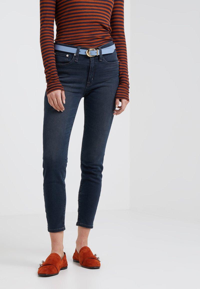 J.CREW - TOOTHPICK - Jeans Skinny Fit - grey lake