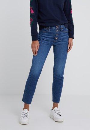 VINTAGE ECO  - Straight leg -farkut - medium worn wash