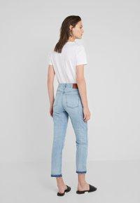 J.CREW - Jeans straight leg - blue denim - 2