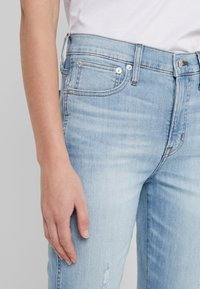 J.CREW - Jeans straight leg - blue denim - 3