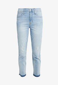J.CREW - Jeans straight leg - blue denim - 4