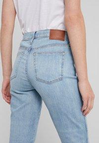 J.CREW - Jeans straight leg - blue denim - 5