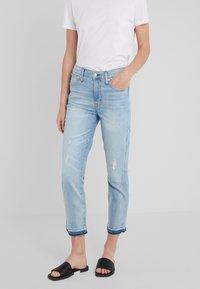 J.CREW - Jeans straight leg - blue denim - 0