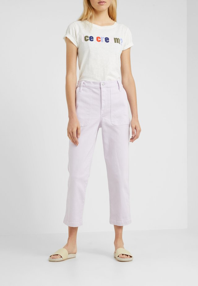 Jeans Skinny Fit - misty orchid