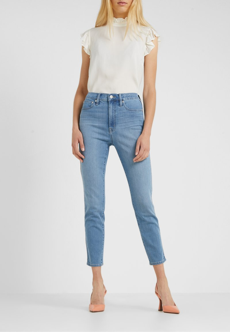 J.CREW - TOOTHPICK  - Jeans Skinny Fit - chateau blue