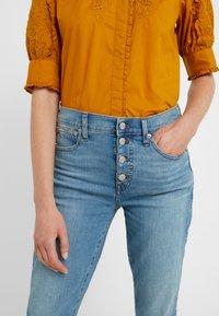 J.CREW - VINTAGE  - Straight leg jeans - sparkling sea wash - 3
