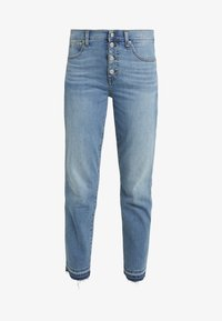J.CREW - VINTAGE  - Straight leg jeans - sparkling sea wash - 5