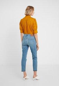 J.CREW - VINTAGE  - Straight leg jeans - sparkling sea wash - 2