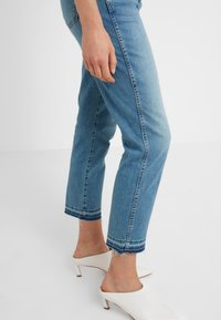J.CREW - VINTAGE  - Straight leg jeans - sparkling sea wash - 4