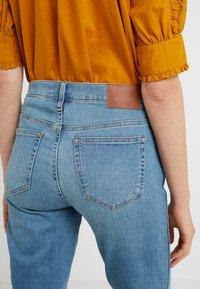 J.CREW - VINTAGE  - Straight leg jeans - sparkling sea wash - 6