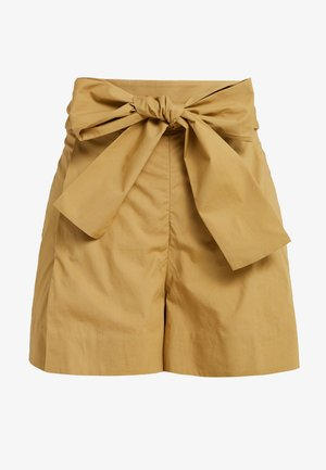 Shorts - honey brown
