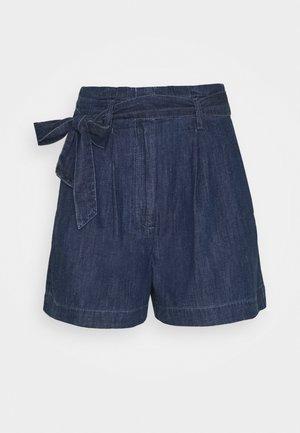 PAPER BAG - Denim shorts - santa ana wash