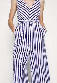 J.CREW - MASA - Tuta jumpsuit - oxford white - 5