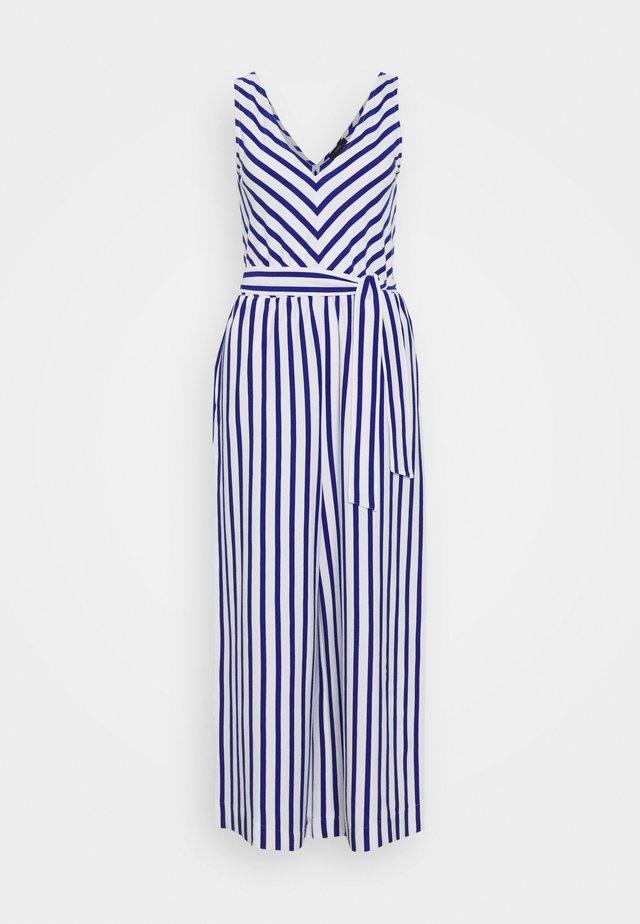 MASA - Jumpsuit - oxford white