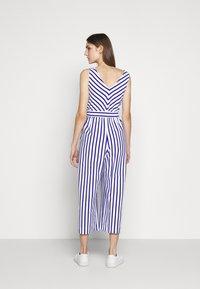 J.CREW - MASA - Tuta jumpsuit - oxford white - 2