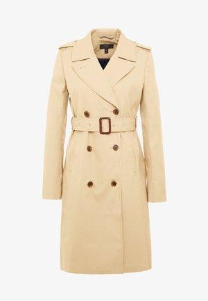 THE NEW ICON - Trenchcoat - vintage khaki