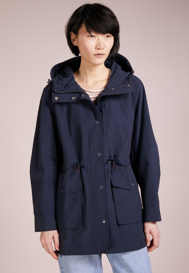 THE PERFECT RAINCOAT - Parkas - navy