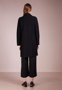 J.CREW - DAPHNE  - Cappotto classico - black - 2