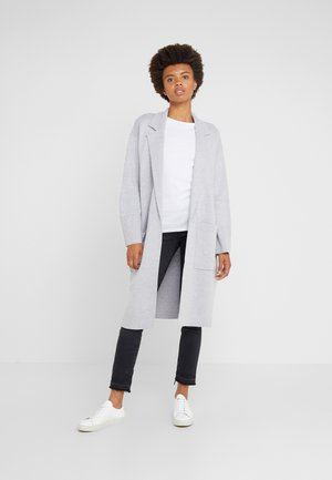 RORY OPEN - Cardigan - ash grey