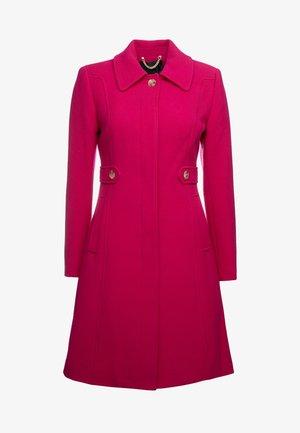 LADY DAY UPDATE - Zimní kabát - bright berry