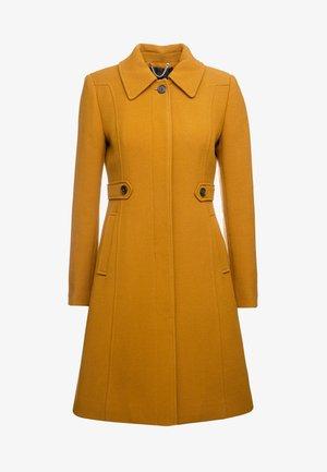 LADY DAY UPDATE - Zimní kabát - dark amber