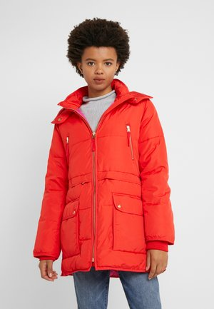 CHATEAU PUFFER - Płaszcz zimowy - bright cerise