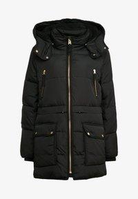 J.CREW - CHATEAU PUFFER - Zimní kabát - black - 6