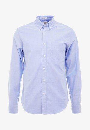 STRETCH OXFORD SLIM FIT - Chemise - raincoat blue