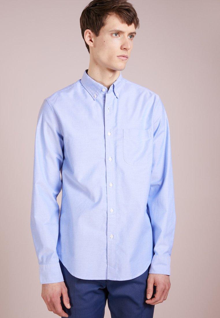 J.CREW - STRETCH OXFORD SLIM FIT - Shirt - raincoat blue